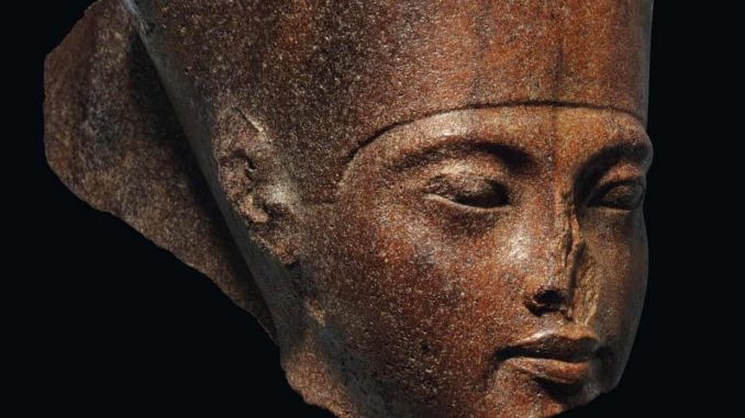 Egypt stop sale of Tutankhamun statue